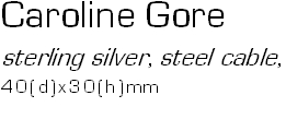 Caroline Gore